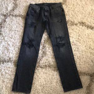 Abercrombie & Fitch Mens Jeans